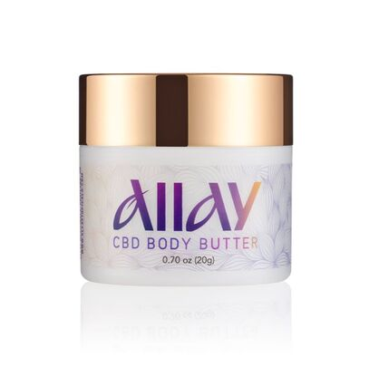 Allay CBD Infused Body Butter